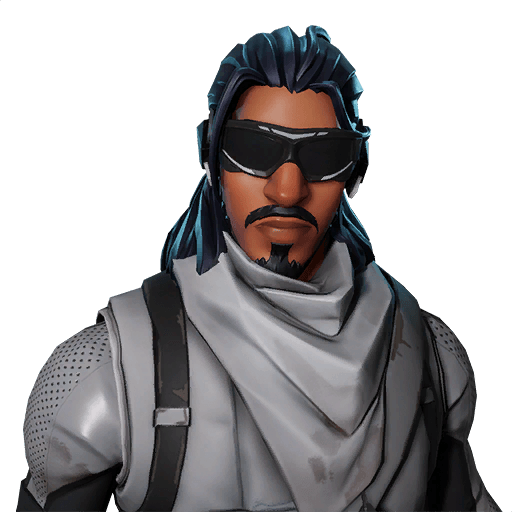 Fortnite Absolute Zero skin png