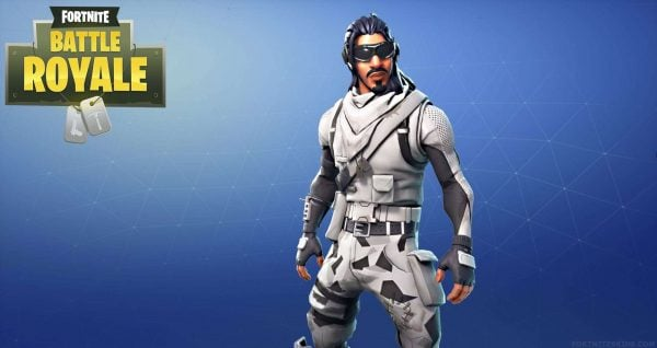 Fortnite Absolute Zero skin
