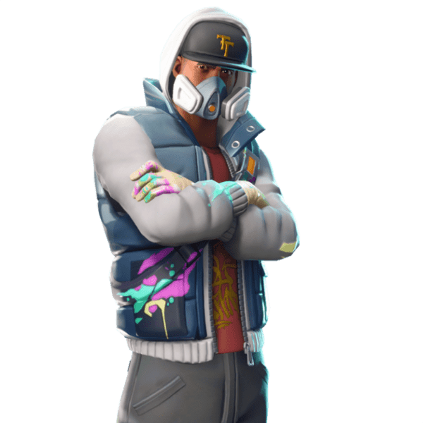 Fortnite Abstrakt skin