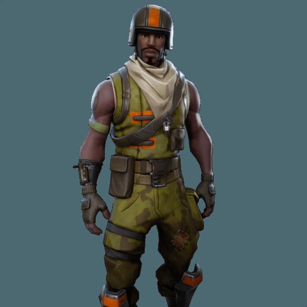 Fortnite Aerial Assault Trooper