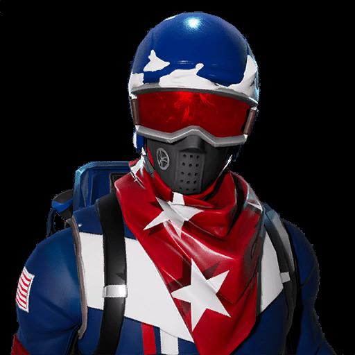 Fortnite Alpine Ace skin USA