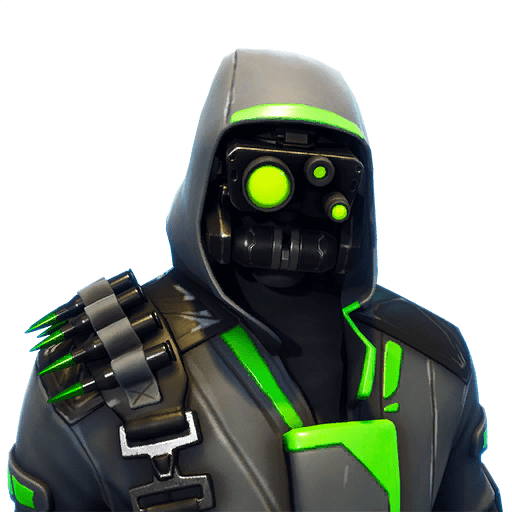 Archetype Fortnite skin PNG