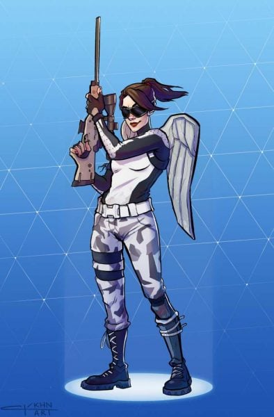 Arctic Assassin wallpaper