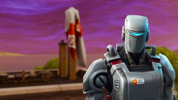 Fortnite A.I.M. skin