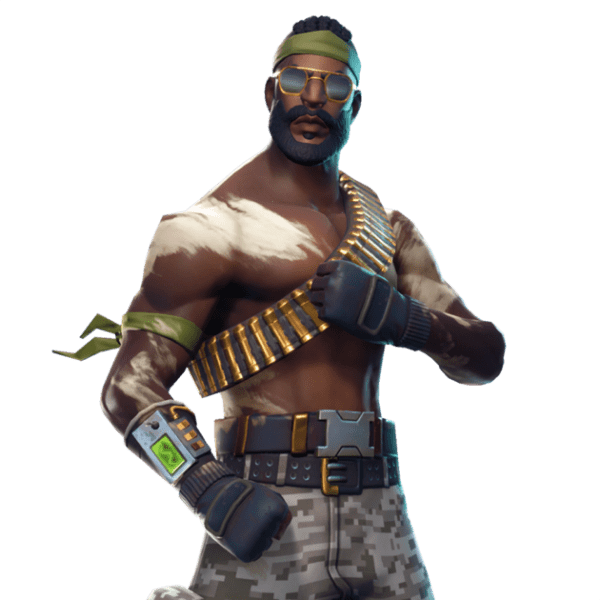 Bandolier Fortnite png