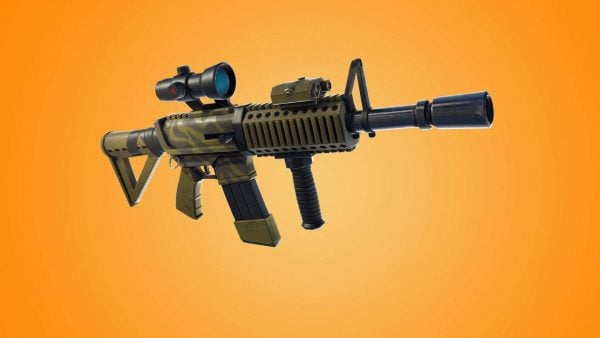 Fortnite weapon