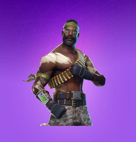 Bandolier Fortnite