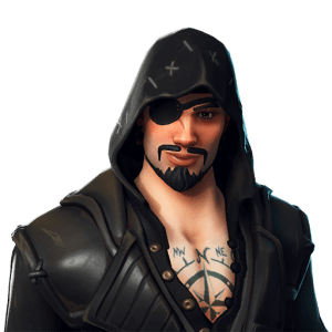 Blackheart Fortnite skin