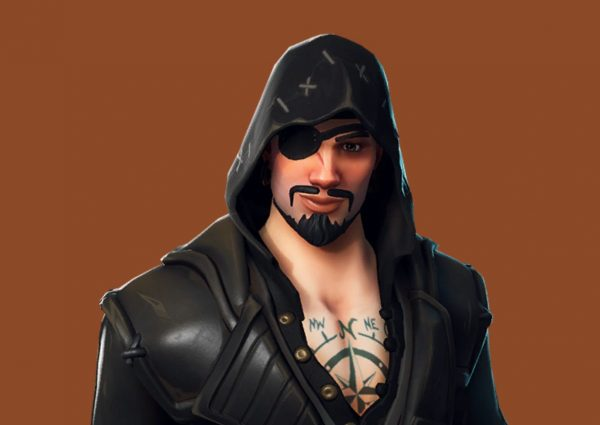 Blackheart Fortnite wallpaper