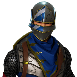 Blue Squire Fortnite skin
