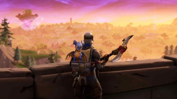 Blue Squire wallpaper