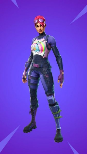 Brite Bomber wallpaper