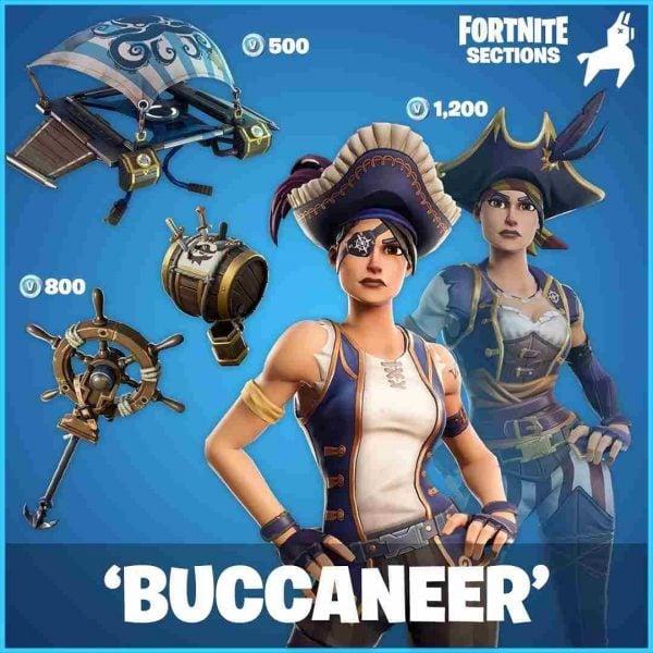 Buccaneer Fortnite