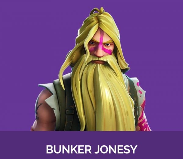 Bunker Jonesy wallpaper