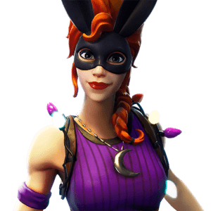 Bunnymoon Fortnite skin png