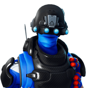 Carbon Commando fortnite skin