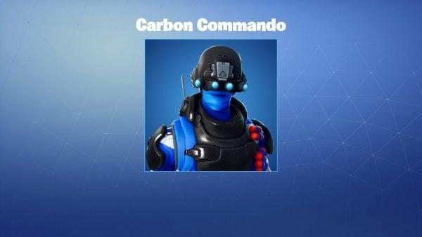 Carbon Commando wallpaper