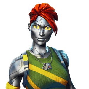 Chromium fortnite skin png