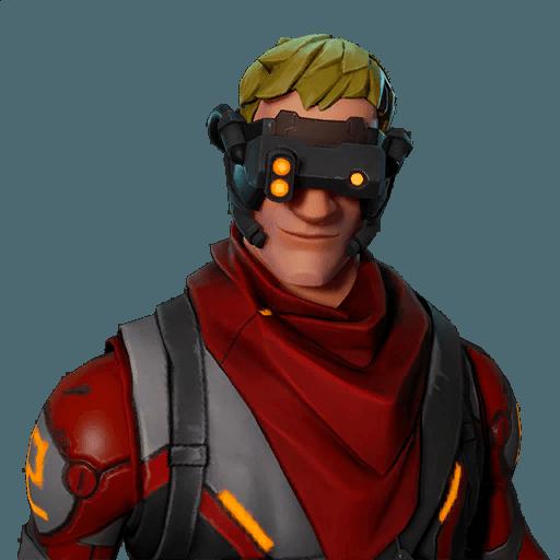 Circuit Breaker fortnite skin