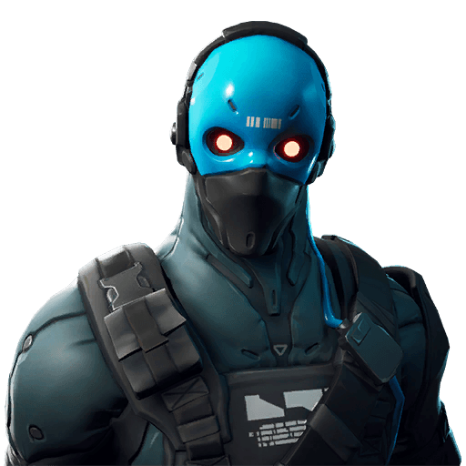 Cobalt fortnite skin