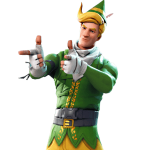 Codename E.L.F. fortnite skin