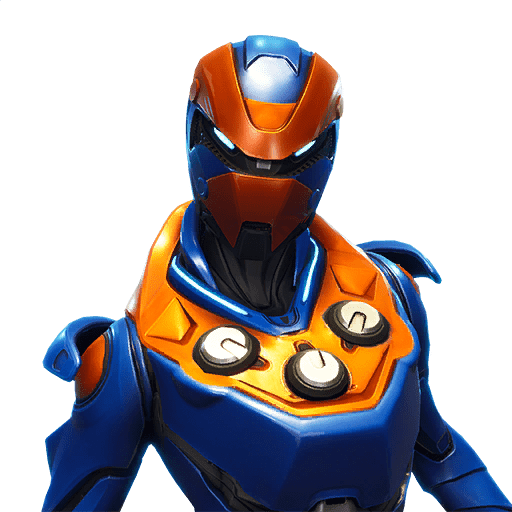 Criterion fortnite skin
