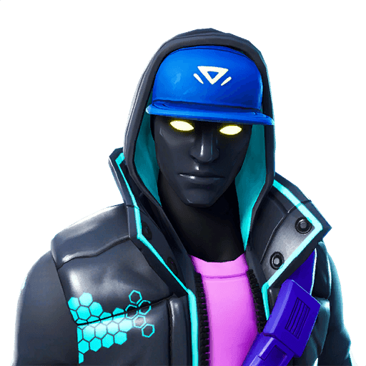 Cryptic fortnite skin