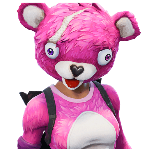 Cuddle Team Leader fortnite skin
