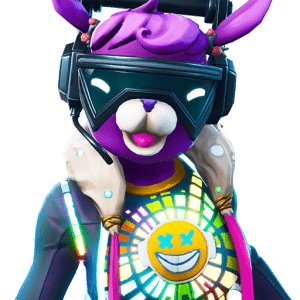 DJ Bop fortnite skin png