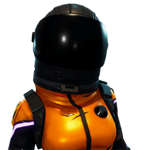 Dark Vanguard fortnite skin