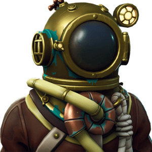 Deep Sea Destroyer fortnite skin png
