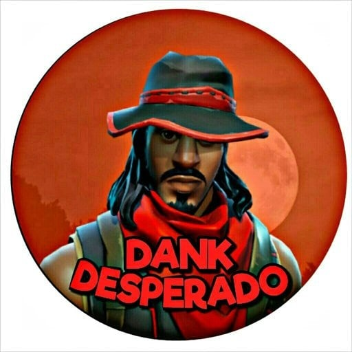 Desperado fortnite wallpaper