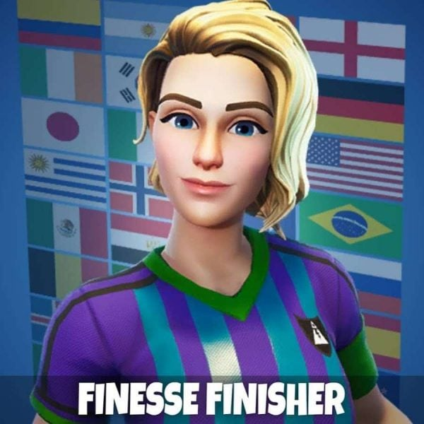 Finesse Finisher wallpapers