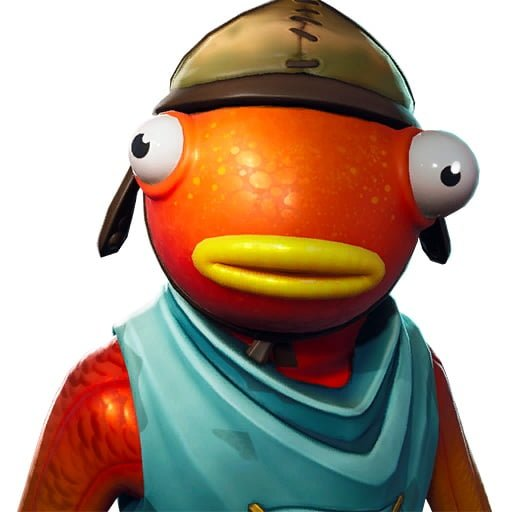 Fishstick fortnite skin