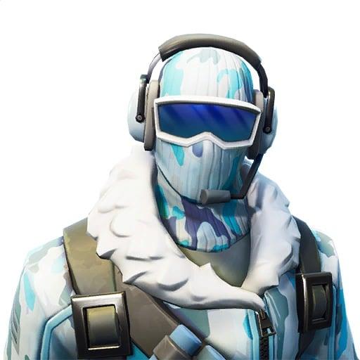 Frostbite fortnite skin