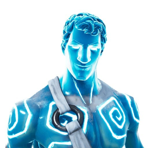 Frozen Love Ranger fortnite skin