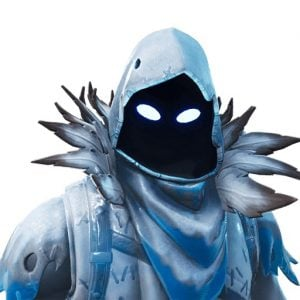 Frozen Raven fortnite skin
