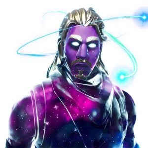 Galaxy fortnite skin