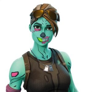 Ghoul Trooper fortnite skin