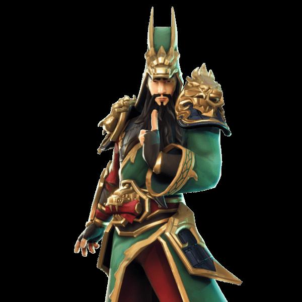 Guan Yu png