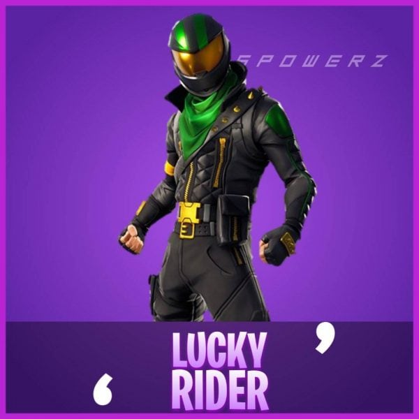 Lucky Rider wallpapers