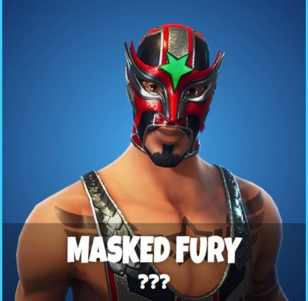 Masked Fury wallpapers