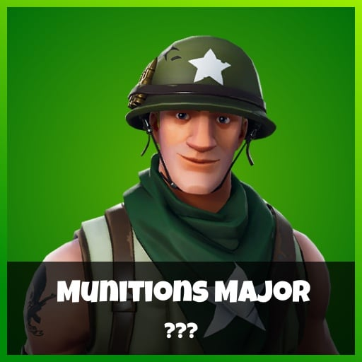 Munitions Major wallpapers