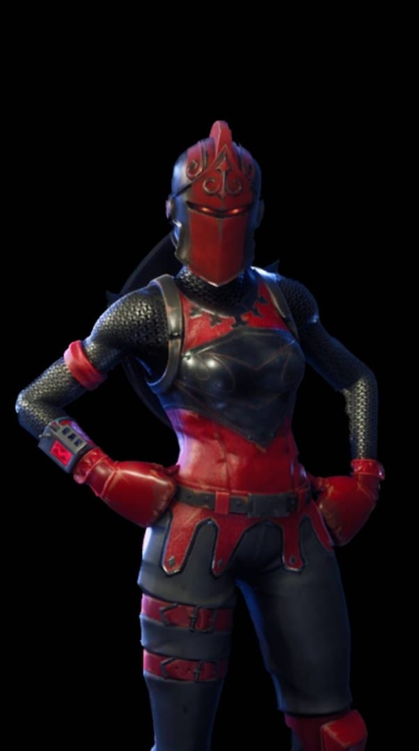 Red Knight Fortnite Skin (Outfit)