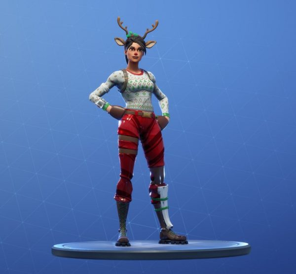 Red Nosed Raider wallpapers