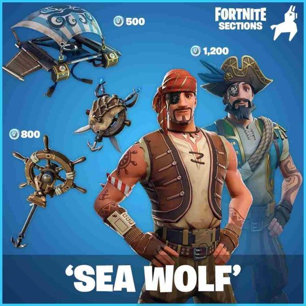 Sea Wolf wallpapers