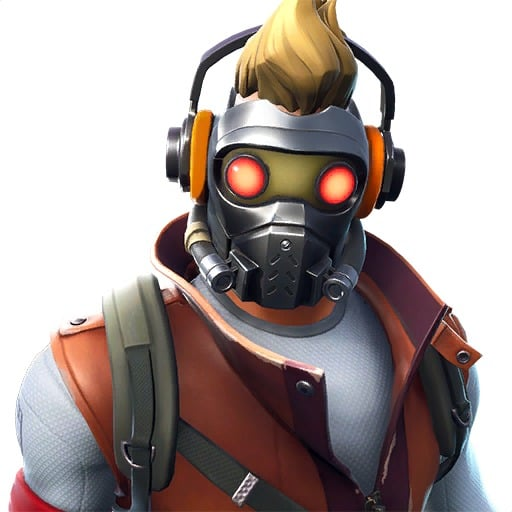 Star Lord Outfit