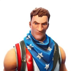 Star Spangled Trooper