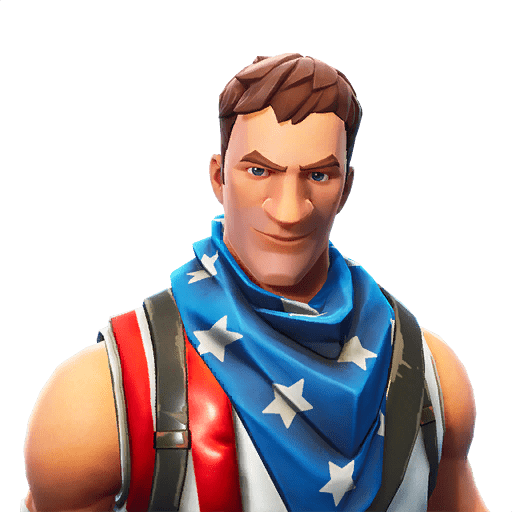 Star Spangled Trooper png