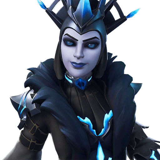 The Ice Queen png